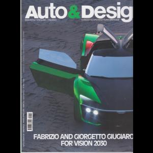 Auto & Design - n. 241 - bimestrale - marzo - aprile 2020 - english italiano
