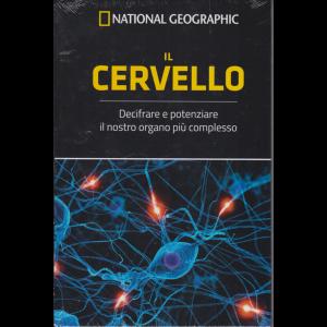 National Geographic - I grandi segreti del cervello - Il cervello - n. 1 - settimanale 6 marzo 2020 - copertina rigida