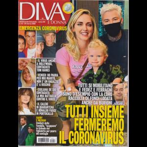 Diva e Donna  - n. 12 - 24 marzo 2020 - settimanale femminile