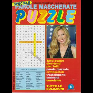 Speciale Parole Mascherate puzzle - n. 106 - trimestrale - aprile - giugno 2020