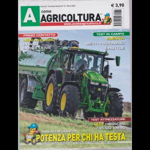 A come Agricoltura - n. 72 - marzo 2020 - mensile
