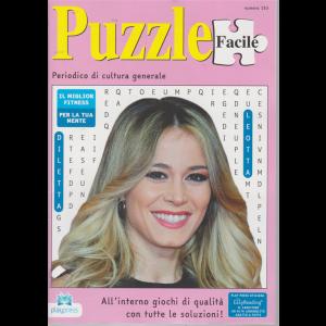 Puzzle Facile - n. 153 - bimestrale - 17/3/2020 - Diletta Leotta