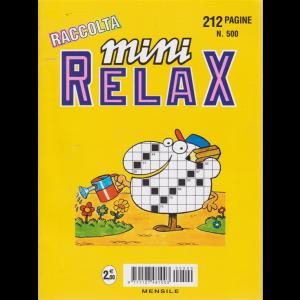 Raccolta Mini Relax - n. 500 - mensile - aprile 2020 - 212 pagine