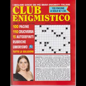 Club Enigmistico - n. 654 - aprile 2020 - mensile - 100 pagine