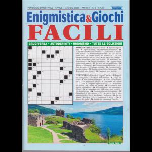 Enigmistica & Giochi  facili - n. 5 - bimestrale - aprile - maggio 2020 -