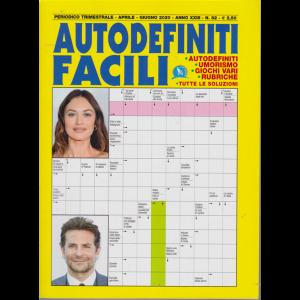Autodefiniti Facili - n. 82 - trimestrale - aprile - giugno 2020 -