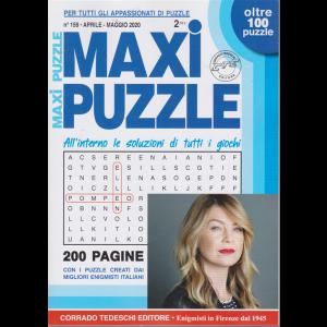 Maxi Puzzle - n. 159 - aprile - maggio 2020 - trimestrale - 200 pagine