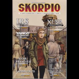 Skorpio - n. 2246 - 19 marzo 2020 - settimanale di fumetti