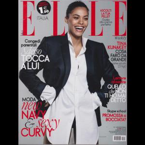 Elle - n. 11 - 28/3/2020 - settimanale