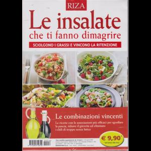 Dimagrire - Le insalate che ti fanno dimagrire - n. 216 - aprile 2020 -