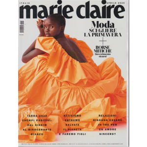 Marie Claire Pocket - n. 4 - aprile 2020 - mensile