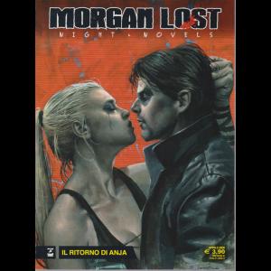 Morgan Lost - n. 5 - Il ritorno di Anja - aprile 2020 - mensile