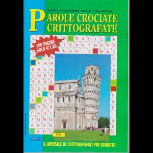 Parole Crociate crittografate - n. 324 - mensile - aprile 2020  - 100 pagine