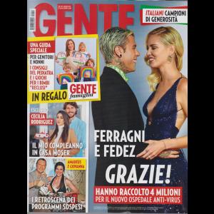 Gente - n. 12 - 28/3/2020 - settimanale