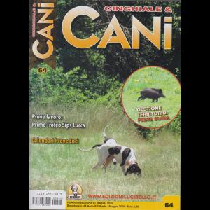 Cinghiale &  Cani - N. 64 - Bimestrale - aprile - maggio 2020