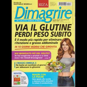 Dimagrire - n. 216 - mensile - aprile 2020