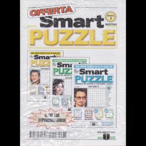 Offerta Smart Puzzle - n. 3 - bimestrale -