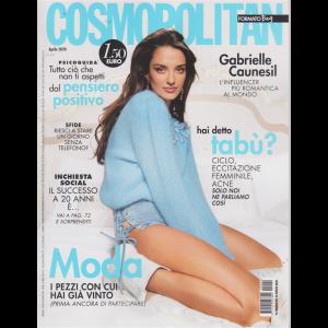 Cosmopolitan Pocket - n. 4 - mensile - aprile 2020