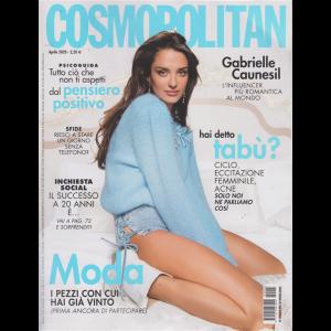 Cosmopolitan - n. 4 - aprile 2020 - mensile