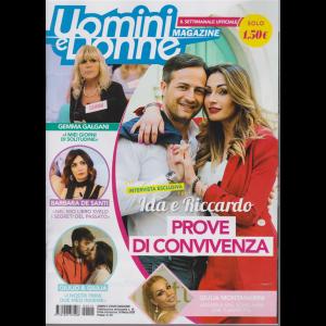 Uomini e Donne Magazine - n. 10 - settimanale - 20 marzo 2020 -