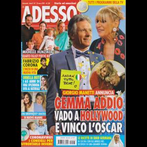 Adesso Magazine - n. 7 - 20 marzo 2020 - settimanale