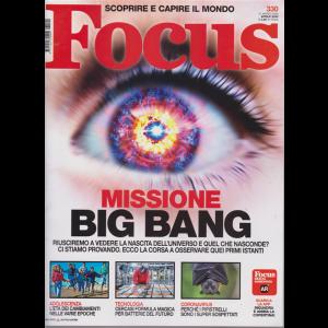 Focus - n. 330 - 21 marzo 2020 -mensile