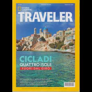 National Geographic Traveler - edizione italiana - primavera 2020 - trimestrale - 25 marzo 2020