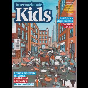 Internazionale Kids - n. 7 - aprile 2020 - mensile