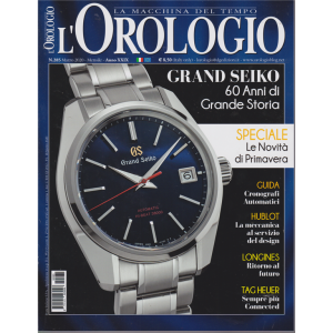 L'orologio - n. 285 - marzo 2020 - mensile