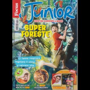 Focus Junior - n. 4 - aprile 2020 - mensile