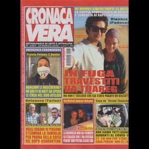 N.Cronaca Vera - n. 2482 - settimanale di fatti e attualità - 24 marzo 2020