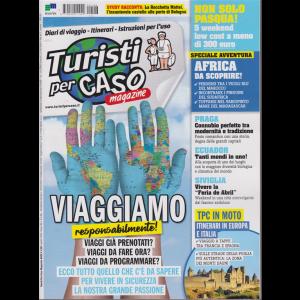 Turisti per caso magazine - n. 46 - aprile 2020 - mensile