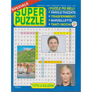 Speciale Super Puzzle - n. 265 - trimestrale - aprile - giugno 2020