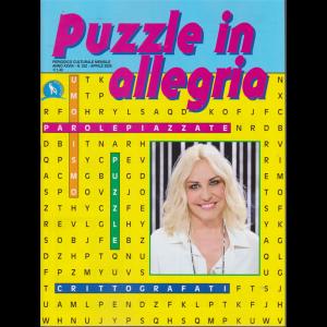 Puzzle In allegria - n. 322 - aprile 2020 - mensile