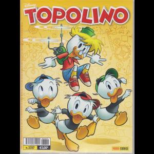 Topolino - n. 3357 - settimanale - 25 marzo 2020