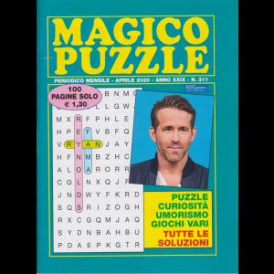 Magico Puzzle - n. 311 - mensile - aprile 2020 - 100 pagine