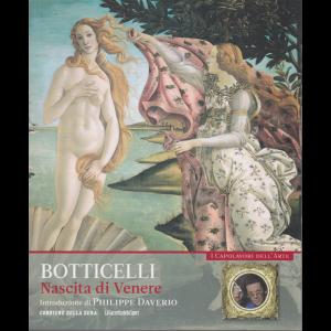 I capolavori dell'arte - Botticelli - Nascita di Venere - n. 3 - settimanale -