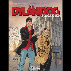 Dylan Dog Magazine - Collana almanacchi n. 162 - 24 marzo 2020 - bimestrale - 176 pagine