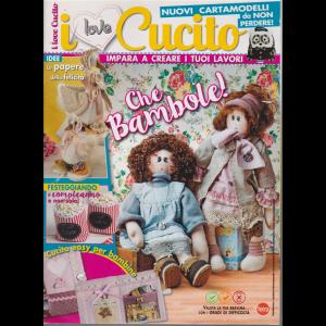 I Love Cucito  Extra - n. 28 - bimestrale - aprile - maggio 2020 -
