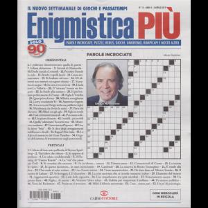 Enigmistica Piu' - n. 13 - 3 aprile 2019 - settimanale