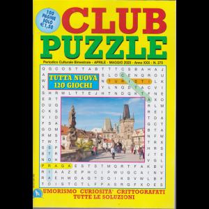 Club Puzzle - n. 275 - bimestrale - aprile - maggio 2020 - 100 pagine