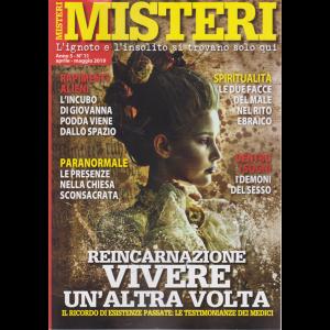 Misteri - n. 21 -aprile - maggio 2019 - bimestrale