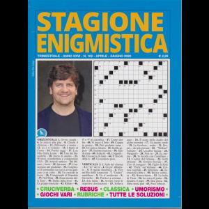Stagione Enigmistica - n. 102 - trimestrale - aprile - giugno 2020