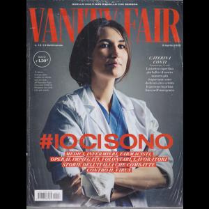 Vanity Fair  + Vanity Fair Junior - n. 12 - 13 - settimanale - 8 aprile 2020 - 2 riviste