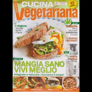 La mia cucina vegetariana - n. 94- aprile - maggio 2019 - bimestrale -