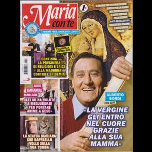 Maria con te - n. 13 - 29 marzo 2020 - settimanale