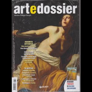 Artedossier - n. 375 - mensile - aprile 2020 + Previati artedossier - 2 riviste