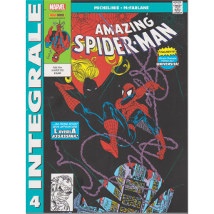 Marvel Integrale- Spider man - n. 4 - mensile - 26 marzo 2020 -