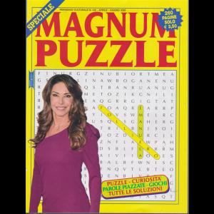 Speciale Magnun Puzzle - n. 432 - aprile - giugno 2020 - 260 pagine