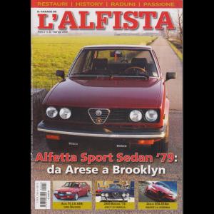 Il garage de l'alfista - n. 12 - marzo - aprile 2020 - bimestrale -